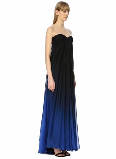Alexander McQueen Elbise Lacivert